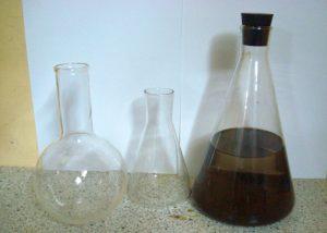 химическая лабораторная посуда