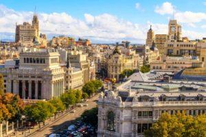 Лучшие гостиницы Мадрида