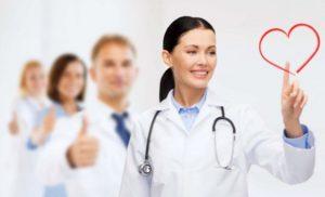прием кардиолога