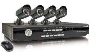 Видеорегистратор для системы наблюдения