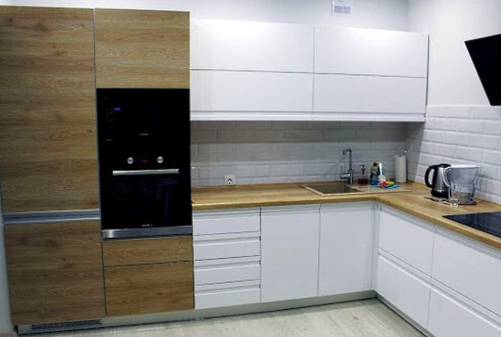 Как проектируются угловые кухни