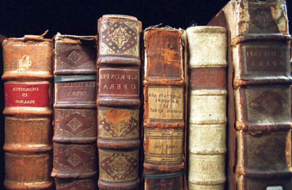 Где можно отыскать антикварные книги